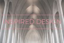 inspired design / inspired design | the rosie project pinterest board with various design projects
