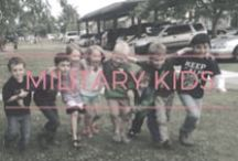 mil kids (are the coolest kids!) / military kids | the rosie project pinterest board inspired by military kids