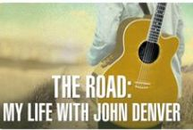 """""""The Road:  My Life With John Denver - 2016 Season - April 6 - 24, 2016 / This CT premiere event is a celebration of folk musician John Denver's life and music, including hits like """"Take Me Home, Country Roads,"""" """"Rocky Mountain High,"""" and """"Leaving On a Jet Plane."""" Featuring versatile musician David Lutken (Ring of Fire), THE ROAD offers a rare glimpse of the man behind the music and the stories behind the songs."""