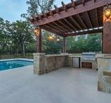 Paradise Oasis Pools / Paradise Oasis Pools builds pools, spas, pergola's, outdoor fireplaces and kitchens.  They are also now the only Dimension One Spa dealer in the Brazos Valley.  Call them for details on starting your backyard dream today.  979-704-6102 www.paradiseoasispools.com
