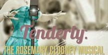 """""""Tenderly: The Rosemary Clooney Musical"""" - 2016 Season - Oct 26 - Nov 13, 2016 / America's favorite girl singer comes to life on stage in this exhilarating and inspiring musical biography. TENDERLY, THE ROSEMARY CLOONEY MUSICAL is not a typical """"juke-box musical."""" It offers a fresh, remarkably personal, and poignant picture of the woman whose unparalleled talent and unbridled personality made her a legend. With her signature songs woven in and out, we learn both the story of her successes on film, radio, and TV, as well as her struggles in her personal life."""