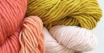 Wool / Inspiration | Art + Craft | Natural Elements | Texure | Colour | Pattern