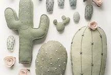 Cacti / Cactus Love | Design | Inspiration | Illustration | Products | Art | Crafts