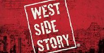 """""""West Side Story"""" - 2017 Season - July 5 - July 30, 2017 / With book by Arthur Laurents, Music by Leonard Bernstein, and Lyrics by Stephen Sondheim, this classic musical about teen romance from the opposite side of town in 1950's New York will make you cheer and make you cry.  The Sharks and the Jets reunite for this powerful and gripping ode to Romeo and Juliet. Tonight, Tonight won't be just any night! Based on a Conception of Jerome Robbins."""