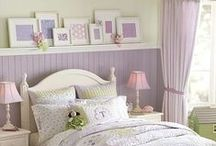 Little Girls Bedrooms / by The Kim Six Fix