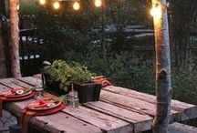 Outdoor decorating/Gardening