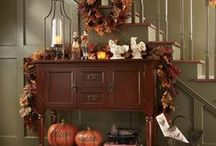 Autumn/Fall Decorating / by Sharon Lee