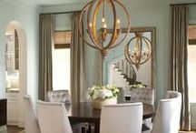dining room / by Sharon Lee