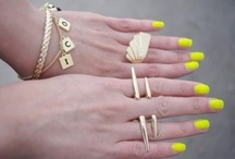 NailArt / Dare to be different and use your nails as an accessory