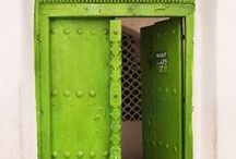 green / all things green (decor, crafts, fabrics everything fab) / by Marsha Rose /  Jamaican Beauty Blog