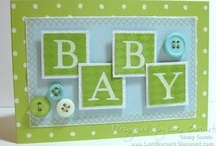 Baby Cards / by April Brown