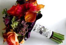 Offbeat Wedding Flowers