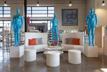 Mad About Mannequins / Bring the catwalk to your showroom by dressing up these beautiful forms!