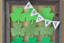 St. Patty's Day / Celebrate the luck o' the irish with all things St. Patrick's day / by The Kim Six Fix