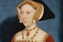 Jane Seymour / A board dedicated to Jane Seymour, King Henry VIII's third Queen Consort (1536-1537) and mother to Edward VI England (1547-1553).