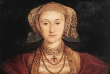 Anne of Cleves / A board dedicated to Anne of Cleves, fourth wife of King Henry VIII (Jan 6th 1540-July 9th 1540).