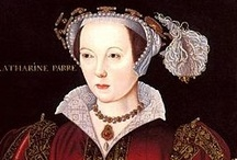 Katherine Parr / A board dedicated to Katherine Parr, King Henry VIII's sixth and final wife; Katherine was Queen of England and Ireland from 1543-1547.
