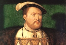 King Henry VIII / A board dedicated to that larger-than-life Tudor monarch (in every sense of the word), King Henry VIII (1491-1547).