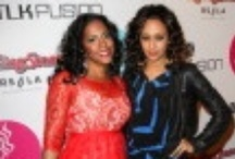 10 Years with CURLS / CURLS celebrated 10 years of amazing business in Los Angeles, CA.  Tia Mowry hosted the curly hair bash and a host of Mahisha Dellinger's celebrity fans attended. Check it out....