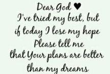 God Is Good! / by Kierstyn Imlay
