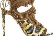 Wicked Shoe Game / Lets look at some fabulous shoes!!!! / by Marsha Rose /  Jamaican Beauty Blog