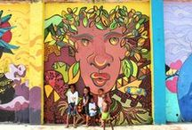 Art in Jamaica / This board dedicated to all forms of art from Jamaica  / by Marsha Rose /  Jamaican Beauty Blog