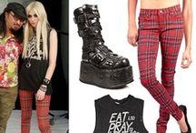 Taylor Momsen Style
