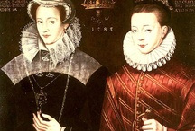 Mary, Queen of Scots & Stuarts / A board dedicated to Mary Stuart, (1542-1587) Queen of Scots (1542-abdicated 1567) and other prominent Stuarts of the 16th and 17th centuries.