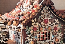 Gingerbread House & more... / by Magnolia