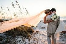 Destination Wedding / The latest ideas and trends in beach and destination weddings.