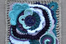 Crochet - freeform / by kerry hughes