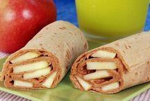 Lunch (healthier ideas)