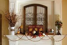 Marvelous Mantels / A group board dedicated to fireplace mantels (or faux mantels) including mantelscaping, holiday decorating and mantle makeovers.   This board is no longer accepting contributors