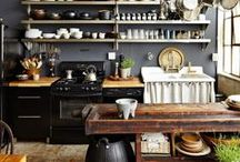 Kitchens / by Marsha Rose /  Jamaican Beauty Blog