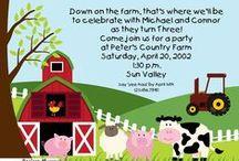 Farm theme / by Marie Doe