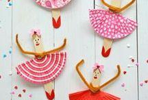 DIY Ballerina-Party Ideen / DIY Ballerina-Party Ideen