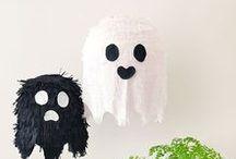 Halloween: DIY Ideen / Hier findest du geniale DIY Ideen für Halloween. Gruselig lustige Halloween Deko, Halloween Schminke und Printables für Halloween. Für Kreative gibt es Ideen, was du an Halloween basteln kannst und natürlich Rezepte fürs Essen bei deiner Halloweenparty!