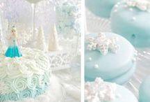 DIY Eiskönigin-Party Ideen / Ideen für eine Eisköniginparty. Spiele, Rezepte, Deko, Bastelideen für die kleine Eiskönigin zur Frozenparty! #Frozen #Eiskönigin #Kindergeburtstag #Frozenparty #Eisköniginparty