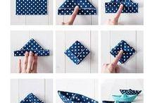 DIY Ideen: Taufe, Kommunion, Konfirmation / Einladungskarte und Dankeskarten, Tischdeko und Dekoration. Kleine Geschenke und Mitgebsel zur Taufe, Konfirmation oder Kommunion - viele Ideen für den  schönen Tag
