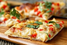 Pizzaaaaaaaa Pizzaaaaaaaa!!!! / by Tammy Cox