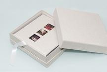 Album boxes / AAE wedding memory guestbook - box inspiration