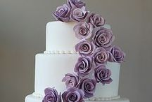 Wedding: Theme 2: Perfectly Purple / by Tammy Cox