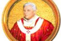 POPES -- (2005-13) Pope Emeritus Benedict XVI