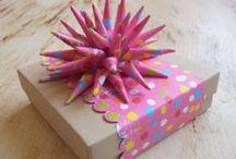 Wicky-wicky-wrapping / by Tammy Cox