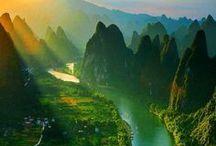 Grandes paisajes