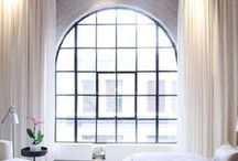 window treatments / by Masha