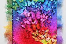 Rainbows / Amazing colours, show me the pot of gold #Rainbows #Nature #Colours