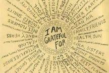 Gratitude / An attitude for #Gratitude will increase your #Abundance