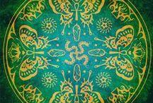 Mandalas / #Mandalas #Spiritual #peaceandharmony #Zen