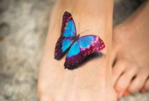 Butterfly Tattoos / Butterfly tattoos. Enjoy the inspiration